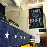 george washington university large banner